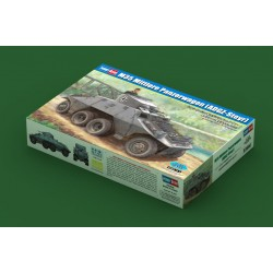 M35 Mittlere Panzerwagen (ADGZ-Steyr). Escala 1:35. Marca Hobby Boss. Ref: 83890.
