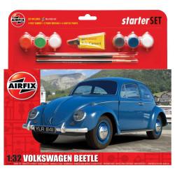 Wolkswagen Beetle. Escala 1:32. Marca Airfix. Ref: A55207.