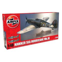 Caza Hawker Sea Hurricane Mk I. Escala 1:48. Marca Airfix. Ref: A05134.