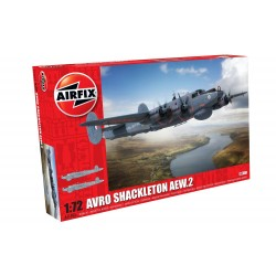 Set Avro Shackleton AEW.2. Escala 1:72. Marca Airfix. Ref: A11005.