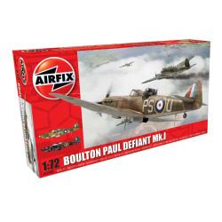 Set Caza Boulton Paul Defiant Mk.I. Escala 1:72. Marca Airfix. Ref: A02069.
