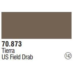 Acrilico Model Color, Tierra ( 142 ). Bote 17 ml. Marca Vallejo. Ref: 70.873.
