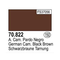 Acrilico Model Color, Alemán camuflaje pardo negro ( 150 ). Bote 17 ml. Marca Vallejo. Ref: 70.822.