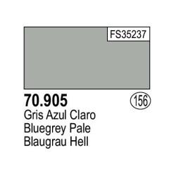 Acrilico Model Color, Gris Azul claro ( 156 ). Bote 17 ml. Marca Vallejo. Ref: 70.905.