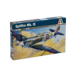 Caza Supermarine Spitfire Mk.IX. Escala 1:72. Marca Italeri. Ref: 094.