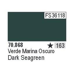 Acrilico Model Color, verde marina oscuro ( 163 ). Bote 17 ml. Marca Vallejo. Ref: 70.868.