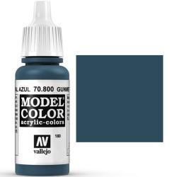 Acrilico Model Color, Azul metal ( 180 ). Bote 17 ml. Marca Vallejo. Ref: 70.800.