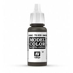 Acrilico Model Color, humo ( 181 ). Bote 17 ml. Marca Vallejo. Ref: 70.939.