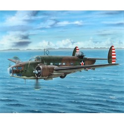 Hunson in USAAF y US Navy, A-29/PBO-1. Escala 1:72. Marca Special Hobby. Ref: 72541.