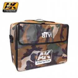 AFV serie official bag. Marca Ak-interactive. Ref: Ak321.