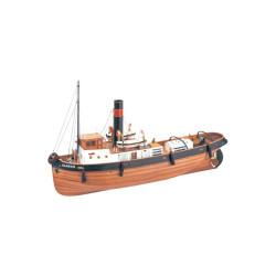 Barco en Madera: Remolcador Sanson 1905. Escala 1:50. Marca Artesanía Latina. Ref: 20415.