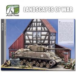 Libro Landscapes of War Vol.III, entornos rurales. Marca Acción Press. Ref: LOW-03-ES.