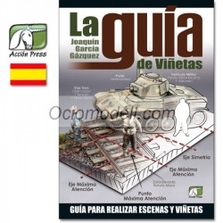 La Guía de Viñetas - Joaquín Garcia Gazquez. Marca Acción Press. Ref: LGV-ES.