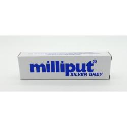 Masilla Epoxy Putty silver grey, Masilla de modelar gris plata. 113 gr. Marca Milliput. Ref: Silver grey.