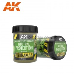 Natural leaves & plants neutrals protection. Marca AK Interactive. Ref: AK8042.