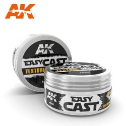 Easycast texture medium, Textura fácil de moldear. Cantidad 75 ml. Marca AK Interactive. Ref: AK 897.