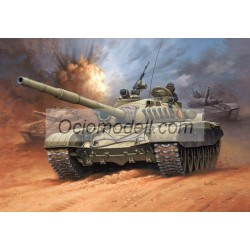 Tank soviet T-72 M1. Escala 1:72. Marca Revell. Ref: 03149.