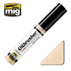 Oilbrusher: Oleo carne base, basic flesh. Marca Ammo of Mig Jimenez. Ref: AMIG3520.