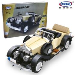 Kit construcción por bloques, coche Rolls Royce. Marca Xingbao. Ref: 03007.