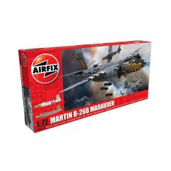 Martin B-26B Marauder. Escala 1:72. Marca Airfix. Ref: A04015A.