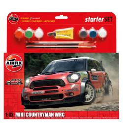MINI Countryman WRC. Escala 1:32. Marca Airfix. Ref: A55304.