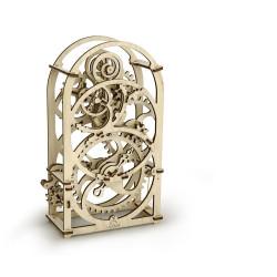 Temporizador-cronómetro por 20 min, madera contrachapada, Kit de montaje, Escala 1:1. Marca Ugears, Ref: 70004.