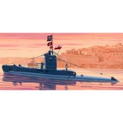 Submarino Británico class U, ORP Sokot-ORP Dzik. Escala: 1:400. Marca: Mirage. Ref: 404208.
