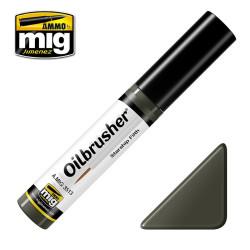 Oilbrusher: Oleo suciedad de nave, starship filth. Marca Ammo of Mig Jimenez. Ref: AMIG3513.