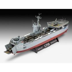 LSM Eidechse-class, alemán. Escala: 1:144. Marca: Revell. Ref: 05139.