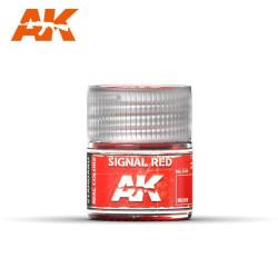 Señal roja. Cantidad 10 ml. Marca AK Interactive. Ref: RC005.