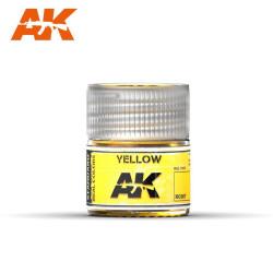Amarillo. Cantidad 10 ml. Marca AK Interactive. Ref: RC007.