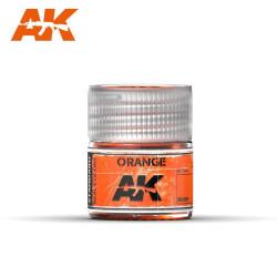 Naranja. Cantidad 10 ml. Marca AK Interactive. Ref: RC009.