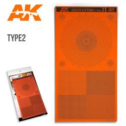 Easycutting Tipe 2. Marca AK Interactive. Ref: AK 8057.