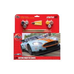 Aston Martin DBR9, Starter. Escala 1:32. Marca Airfix. Ref: A50110.