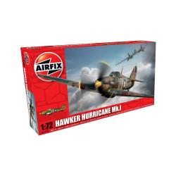 Caza Hawker  Hurricane Mk I. Escala 1:72. Marca Airfix. Ref: A01010A.