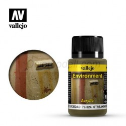 Weathering effects, Environment ( rastro de suciedad ). Bote de 40 ml. Marca Vallejo. Ref: 73.824.