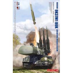 Russian 9K37M1 BUK Air Defense Missile. Escala 1:35. Marca Meng. Ref: SS-014.