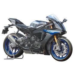 Moto Yamaha YZF-R1M. Escala 1:12. Marca Tamiya. Ref: 14133.