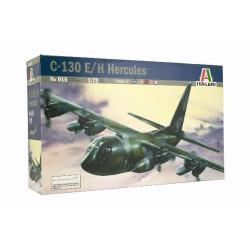 Hercules E/H C-130, calcas españolas. Escala 1:72. Marca Italeri. Ref: 015.