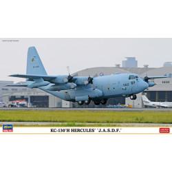 KC-130H Hercules `JASDF. Incluye 2 kits. Escala 1:200. Marca Hasegawa. Ref: 10818.