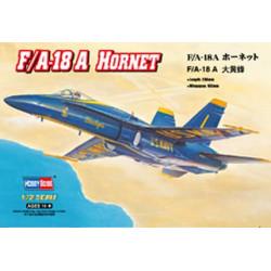 McDonnell Douglas F/A-18A Hornet. Contiene calcas españolas. Escala 1:72. Marca Hobby boss. Ref: 80268E.