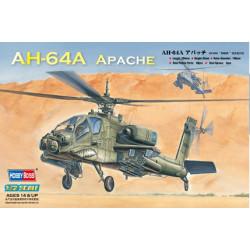 Boeing AH-64A Apache. Escala 1:72. Marca Hobby boss. Ref: 87218.