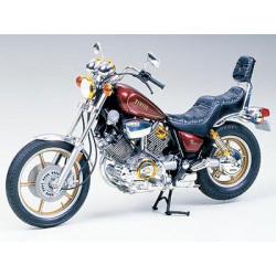 Moto Yamaha XV1000 Virago. Escala 1:12. Marca Tamiya. Ref: 14044.