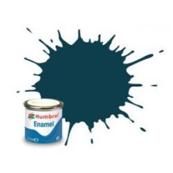 PRU Blue Matt, PRU azul Mate ( 230 ). Bote 14 ml. Marca Humbrol. Ref: AA1822.