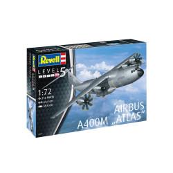 "Airbus A400M ""Atlas"". Escala 1:72. Marca Revell. Ref: 03929."