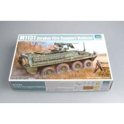 United State Army M1131 Stryker FSV. Escala 1:35. Marca Trumpeter. Ref: 00398.
