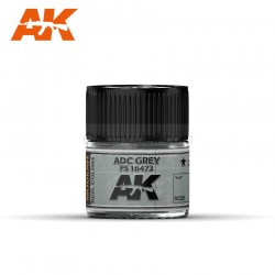 RC Air, ADC Grey FS 16473. Cantidad 10 ml. Marca AK Interactive. Ref: RC221.