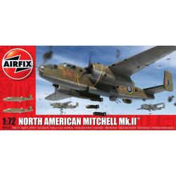 North American Mitchell MKII. Escala 1:72. Marca Airfix. Ref: A06018.