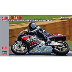 Honda NSR500 `1989 All Japan GP500` Seed Racing. Escala 1:12. Marca Hasegawa. Ref: 21719.