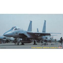 "F-15J Eagle ""Mystic Eagle II JASDF"". Escala 1:72. Marca Hasegawa. Ref: 02290."